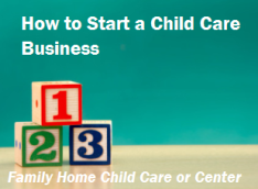 how to start a daycare
