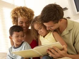 family reading 2