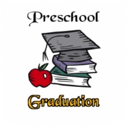 Image result for preschool graduation clipart
