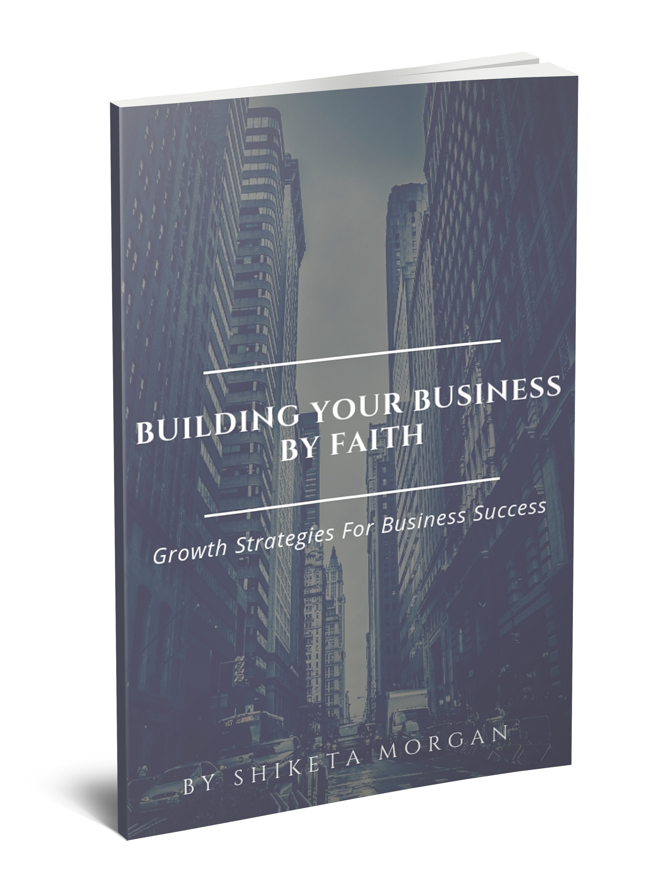 build your business by faith cover